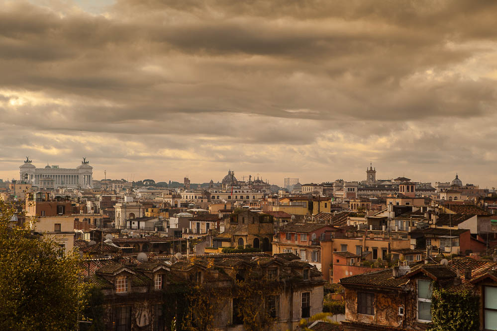 roof of rome